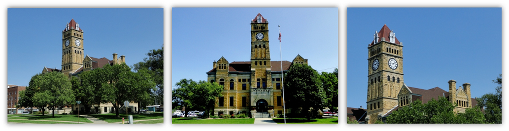 Mitchell County Kansas Courthouse, Beloit, KS, Solomon Valley 1a